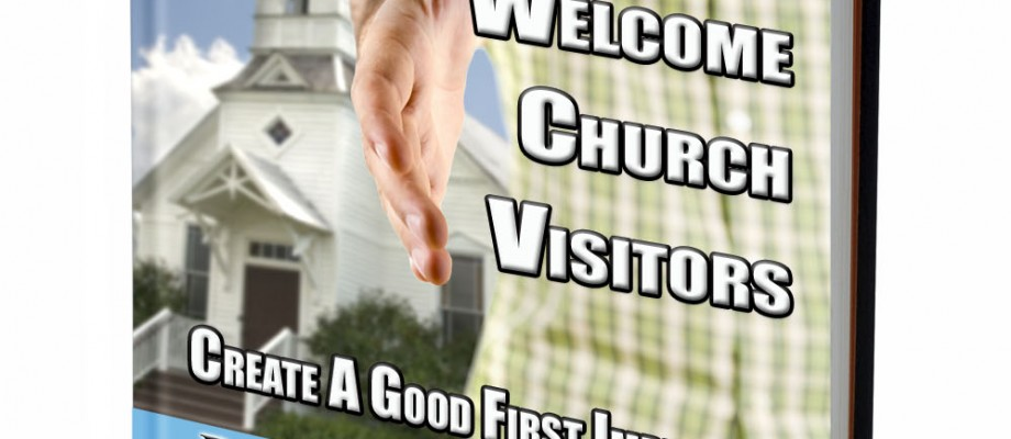 The How to Welcome Church Visitors Ebook